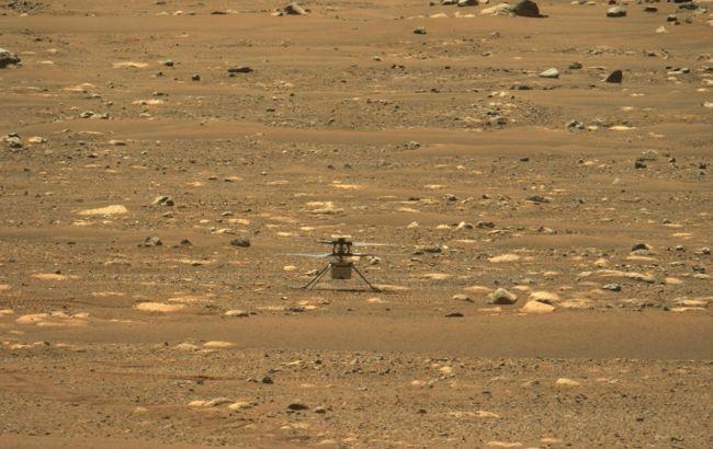 Марсианский вертолет Ingenuity получил позывной Международной организации гражданской авиации