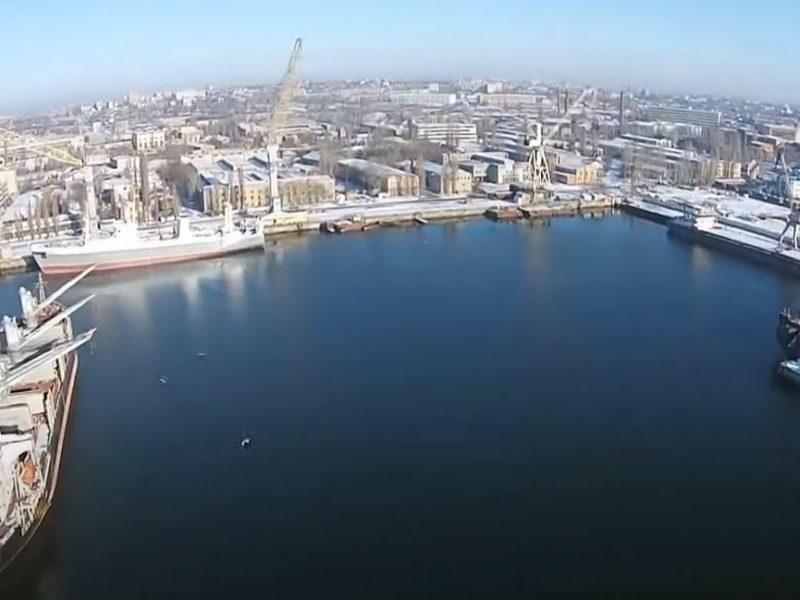 «Наваль Парк» на территории ЧСЗ планирует обрабатывать 10 млн. тонн грузов в год