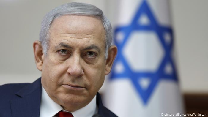 Украина предложила премьеру Израиля Нетаньяху стать посредником в переговорах с РФ