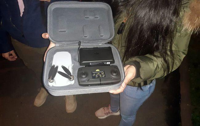 В Одессе студенты из Индии снимали воинскую часть с дрона