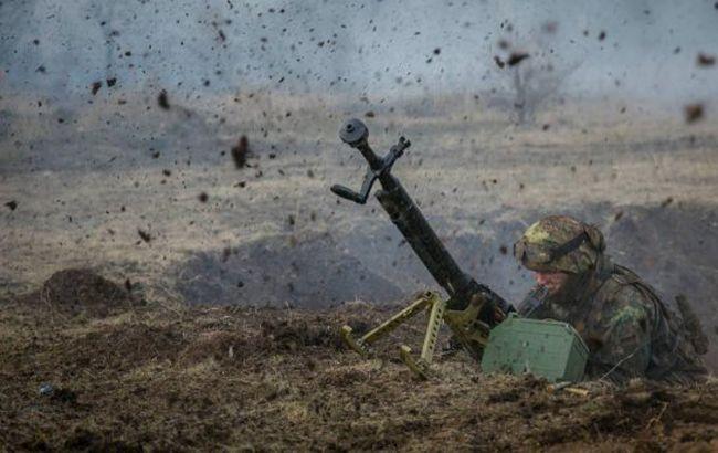 Российские наемники 8 раз обстреляли позиции ВСУ на Донбассе