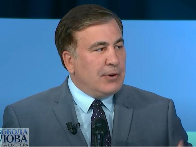 Саакашвили утверждает, что объявленная контрабандистам война – фикция (ВИДЕО)