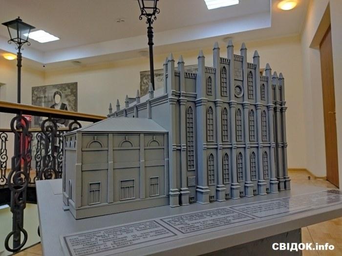 В Николаеве установят бронзовый «памятник» разрушенной синагоги