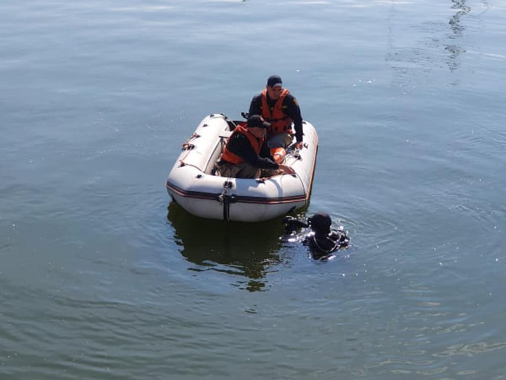 На Бугском лимане продолжаются поиски утонувшего турецкого моряка 1