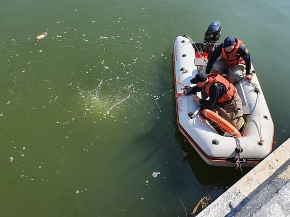 На Бугском лимане продолжаются поиски утонувшего турецкого моряка 5
