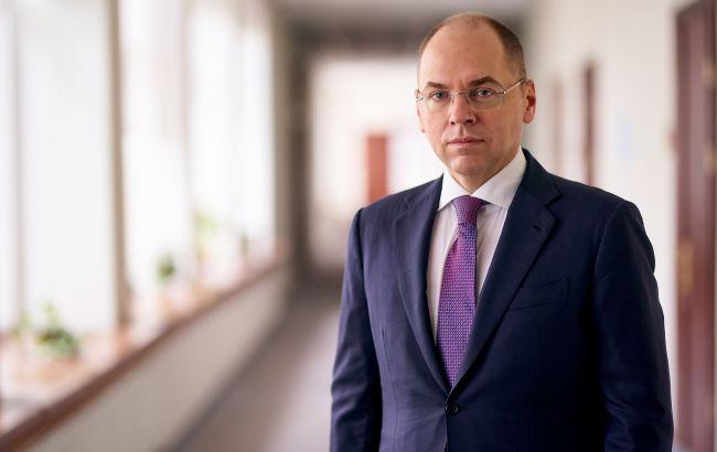 Степанов сказал, что есть два кандидата на украинскую вакцину