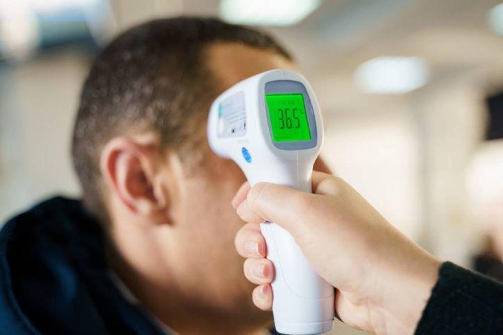 При въезде в Херсон со стороны Николаева всем будут измерять температуру
