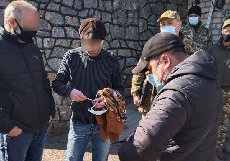 Вора-грузина, отбывавшего срок в колонии на Николаевщине, выдворят из Украины (ФОТО)