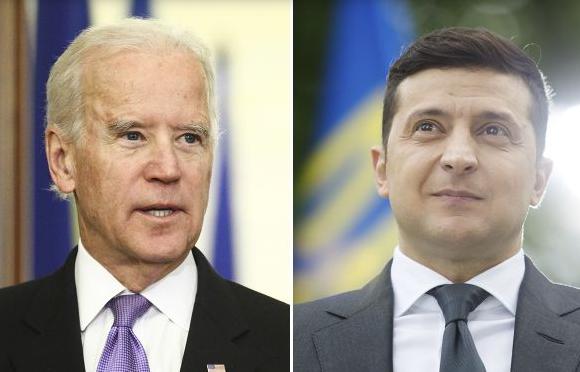 Зеленского не позвали к Байдену из-за Нафтогаза – СМИ