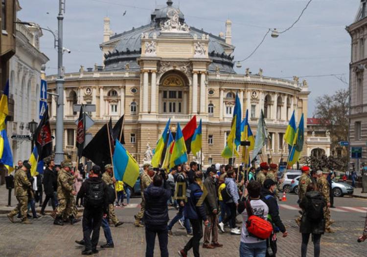 В Одессе походят массовые акции в память о событиях 2 мая