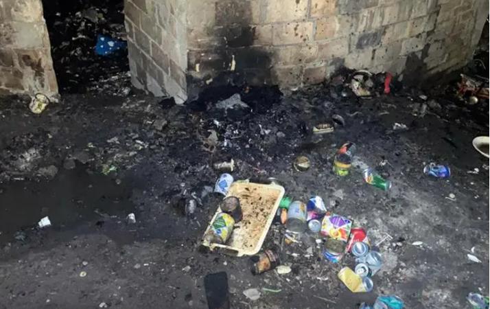 Отомстили за обиду сына: двое парней сожгли заживо мужчину