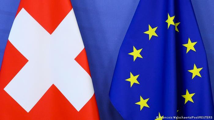 Швейцария вышла из переговоров о рамочном соглашении с ЕС