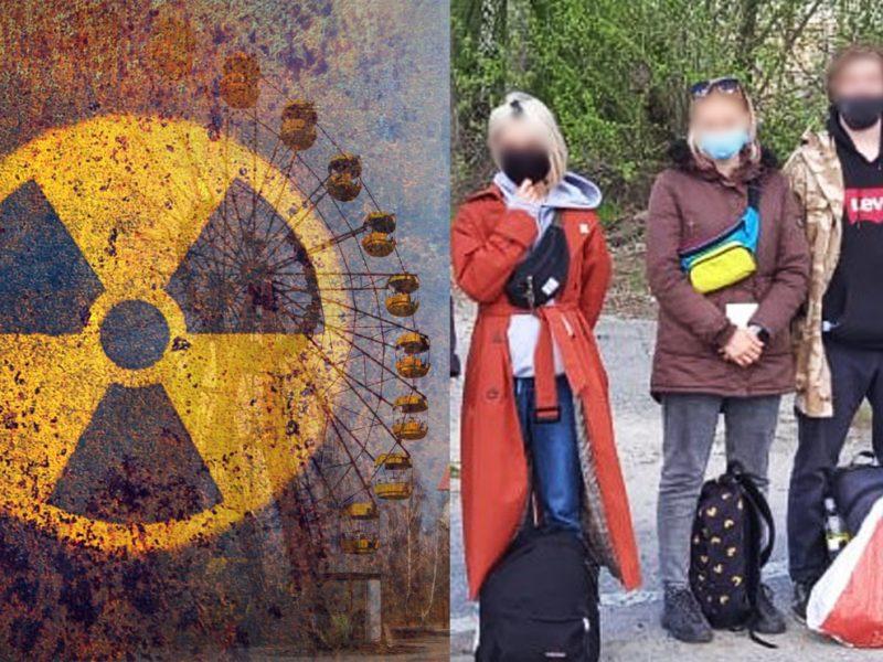 В Чернобыльской зоне задержали трех сталкеров – двух россиян и жительницу Николаева