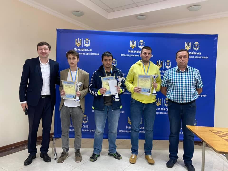 В Николаеве отыграли шахматный «Мемориал Николая Шелеста» - победу в главном турнире одержал херсонец (ФОТО) 1