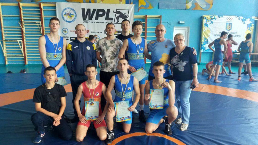 Николаевцы завоевали 7 наград чемпионата Украины по вольной борьбе среди спортсменов с нарушениями слуха (ФОТО) 3