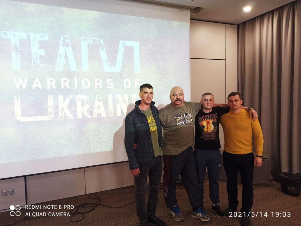 Warrior Games: трое николаевских ветеранов добыли награды национальных соревнований (ФОТО) 1