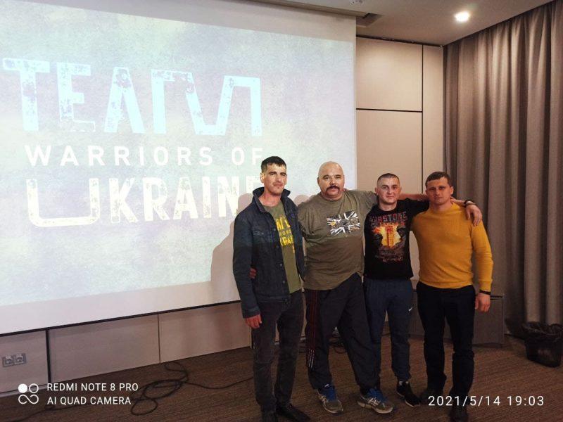 Warrior Games: трое николаевских ветеранов добыли награды национальных соревнований (ФОТО)