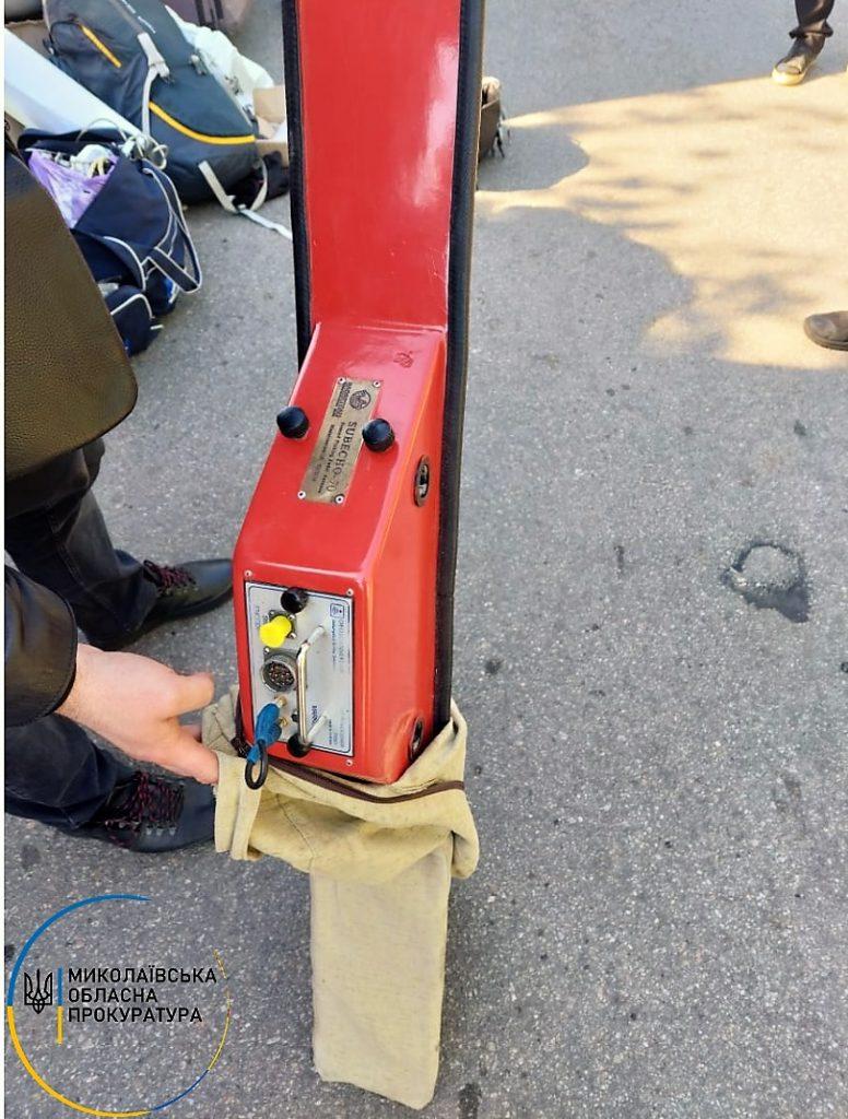 Уничтожение скифского кургана на Николаевщине: еще одному фигуранту сообщено о подозрении (ФОТО) 1