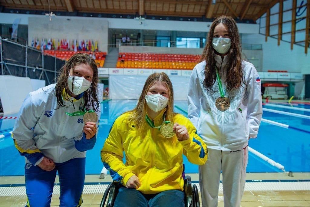 У николаевцев - еще две медали чемпионата Европы по плаванию среди спортсменов с поражениями опорно-двигательного аппарата (ФОТО) 1