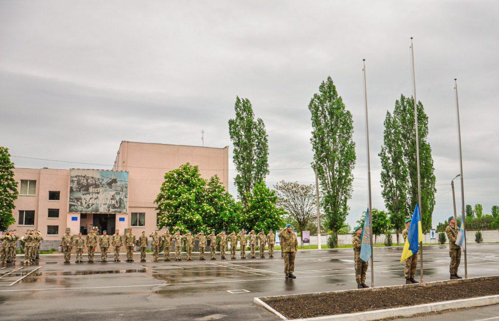 Николаевских морпехов с профессиональным праздником поздравил командующий Юрий Содоль (ФОТО) 1