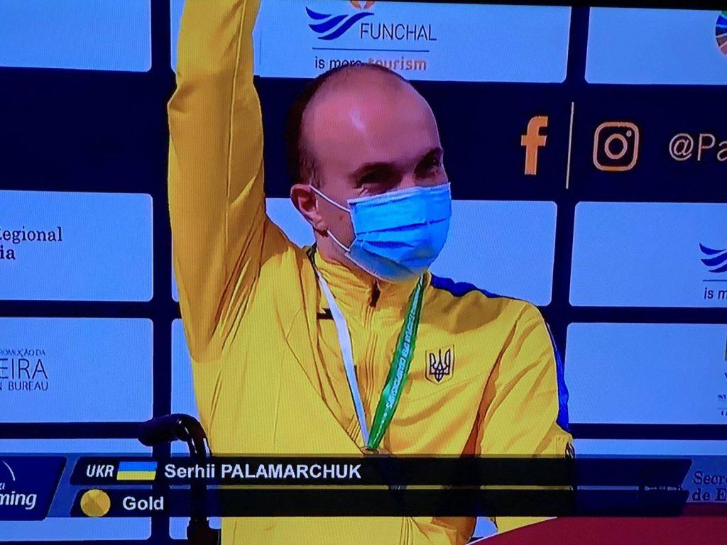 Николаевские паралимпийцы добыли еще 4 награды на чемпионате Европы (ФОТО) 1
