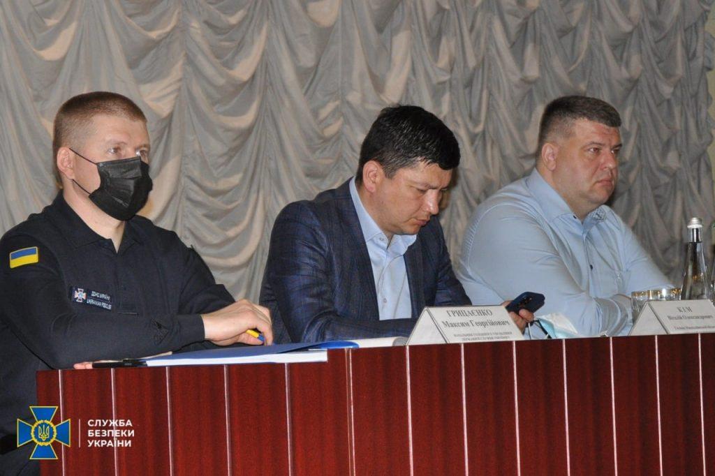 СБУ в Николаеве провела антитеррористические учения (ФОТО) 1