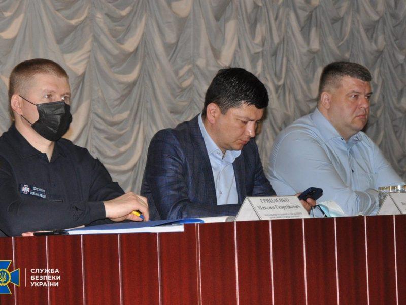 СБУ в Николаеве провела антитеррористические учения (ФОТО)
