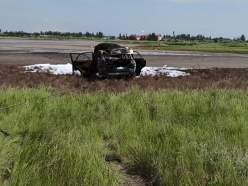 За сутки на Николаевщине дважды тушили горящие автомобили (ФОТО)