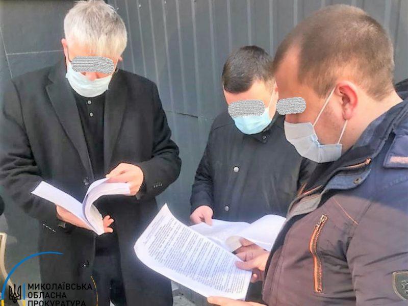 Сколько присвоил, столько и залог: избрана мера пресечения для организатора фиктивного трудоустройства в Николаевском морпорту
