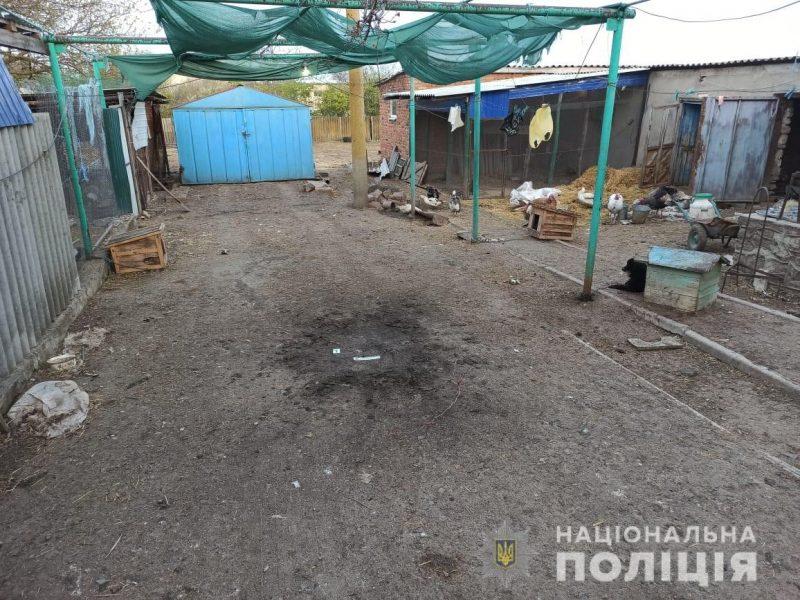 На Николаевщине во двор сельской жительницы бросили гранату РГД-5 — прогремел взрыв (ФОТО)