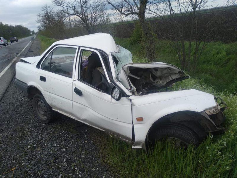 Летальное ДТП с бензовозом на трассе Н-11 «Днепр-Николаев»: погиб водитель легковушки (ФОТО)