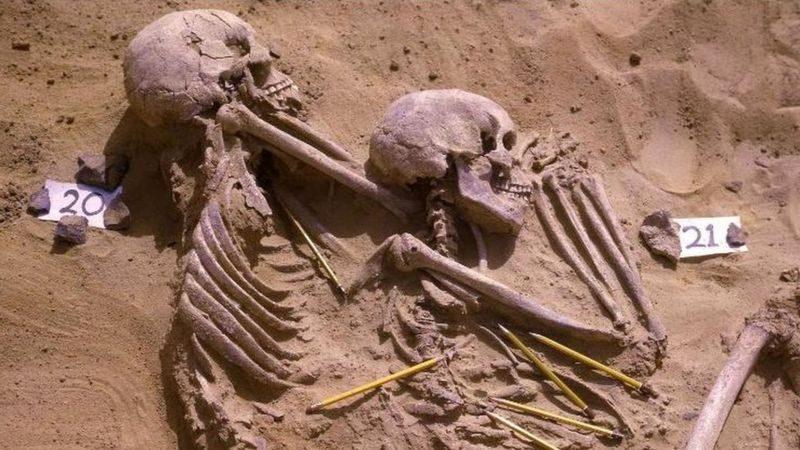 Первая климатическая война: ученые разгадали причину смертей в долине Нила