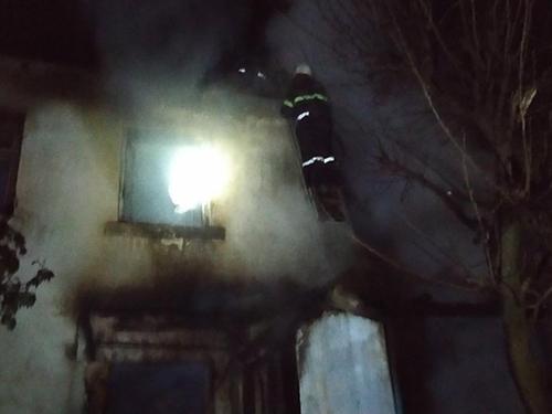 Вчера горели 2 жилых дома - в Николаеве и Сергеевке (ФОТО) 1
