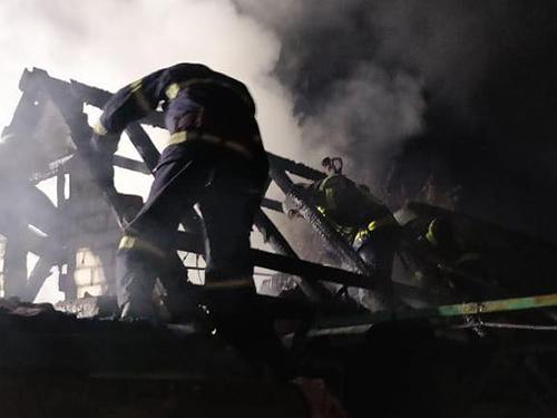 Вчера горели 2 жилых дома - в Николаеве и Сергеевке (ФОТО) 11