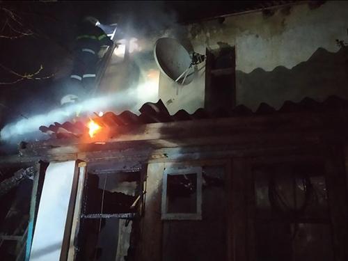 Вчера горели 2 жилых дома - в Николаеве и Сергеевке (ФОТО) 9