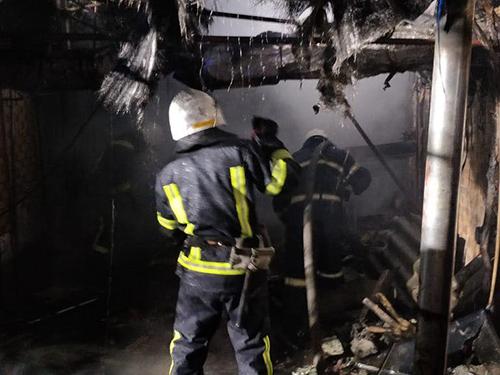 Вчера горели 2 жилых дома - в Николаеве и Сергеевке (ФОТО) 7