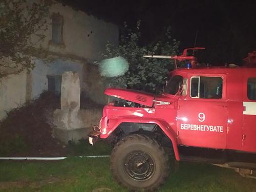 Вчера горели 2 жилых дома - в Николаеве и Сергеевке (ФОТО) 5