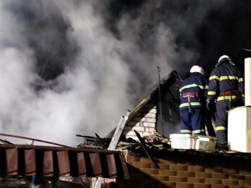 Вчера горели 2 жилых дома - в Николаеве и Сергеевке (ФОТО) 3