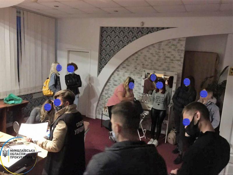 В Николаеве полиция и СБУ пресекли деятельность порностудии. Второй раз аз месяц