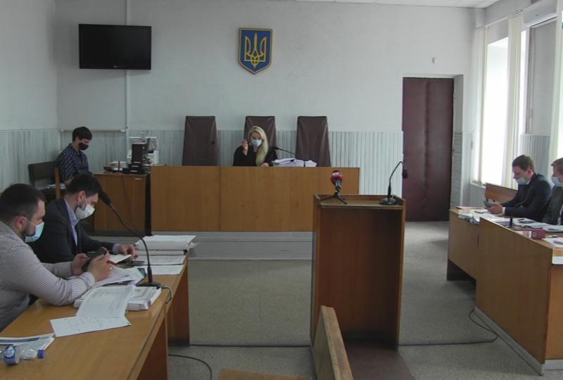 Суд начал рассмотрение по сути иска на 9 млрд. грн. эко-рейдеров из ОО «Стоп Шлам» к НГЗ (ФОТО)