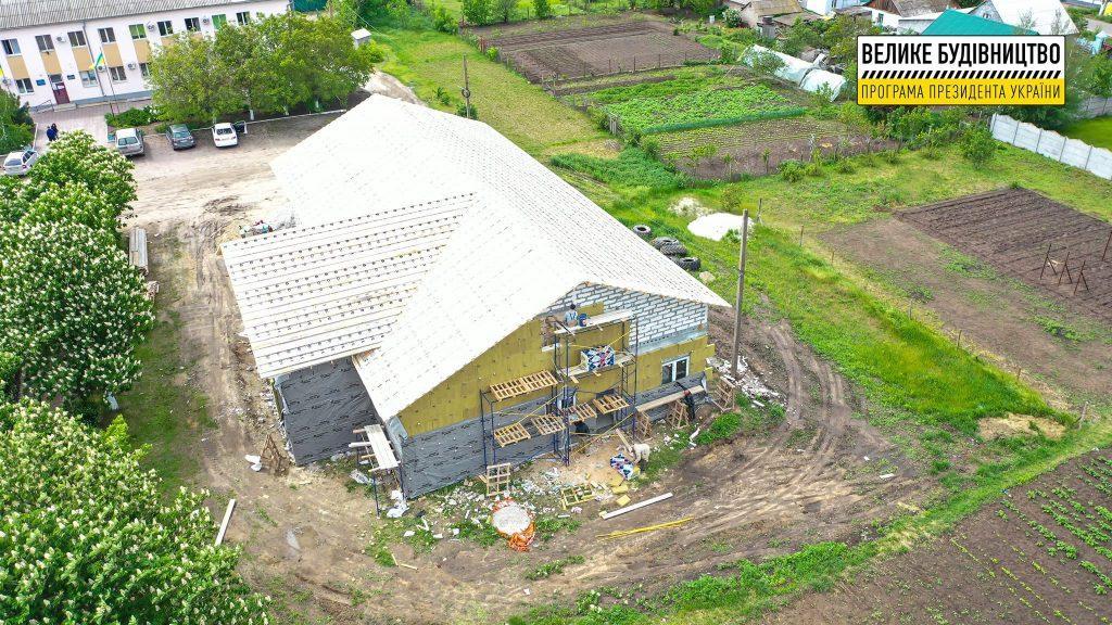 В рамках «Великого Будівництва» у селі Галицинове будується сільська амбулаторія (ФОТО) 3