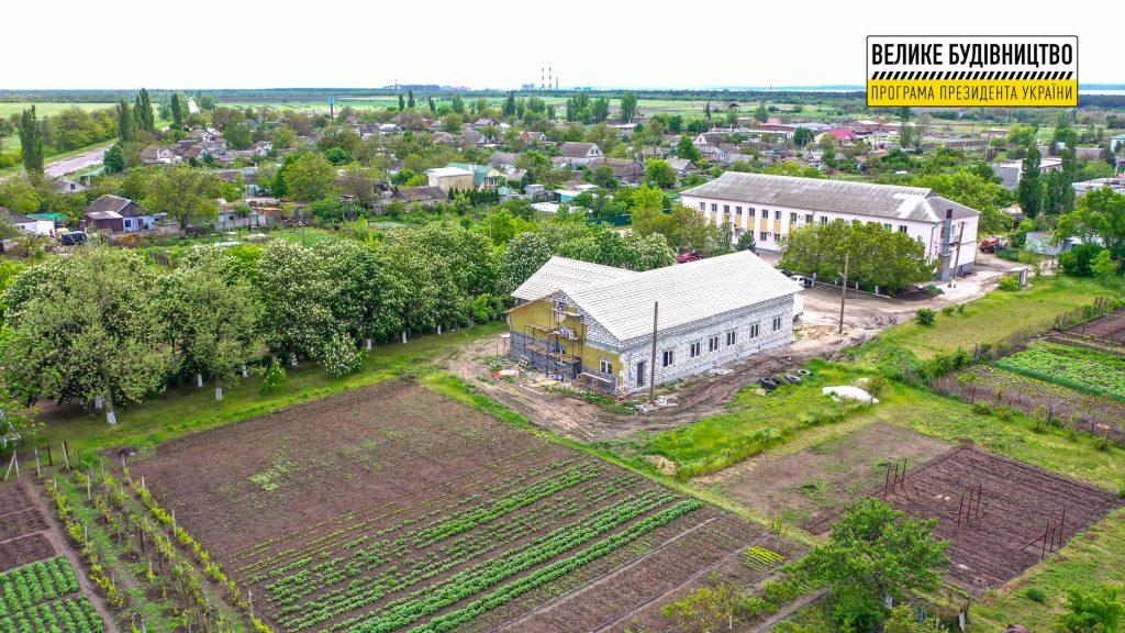 В рамках «Великого Будівництва» у селі Галицинове будується сільська амбулаторія (ФОТО) 7