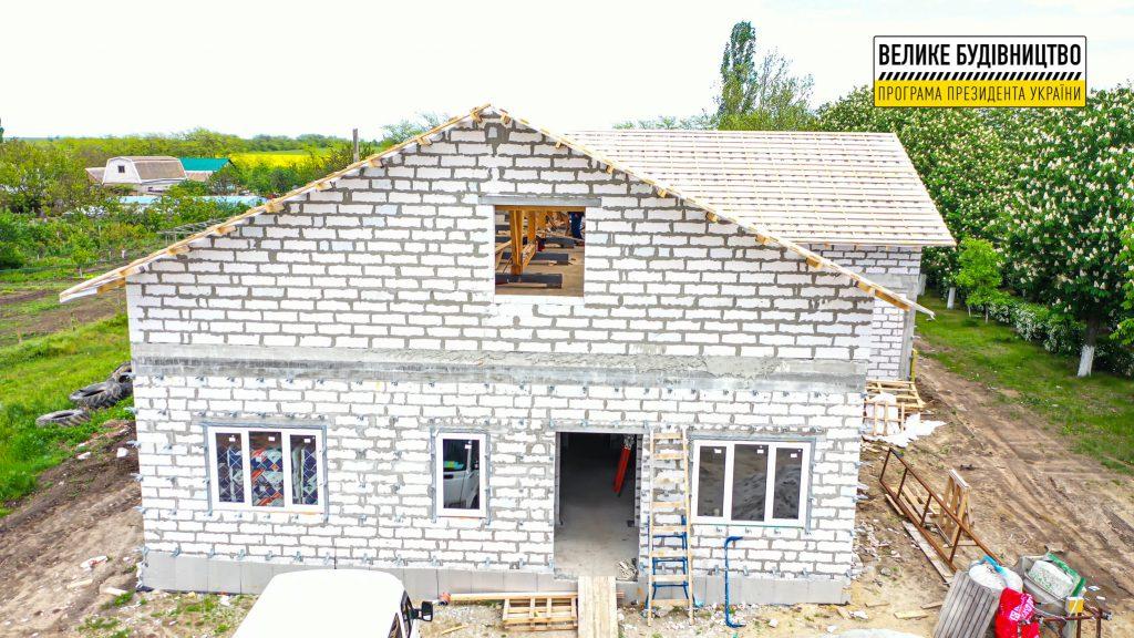 В рамках «Великого Будівництва» у селі Галицинове будується сільська амбулаторія (ФОТО) 11