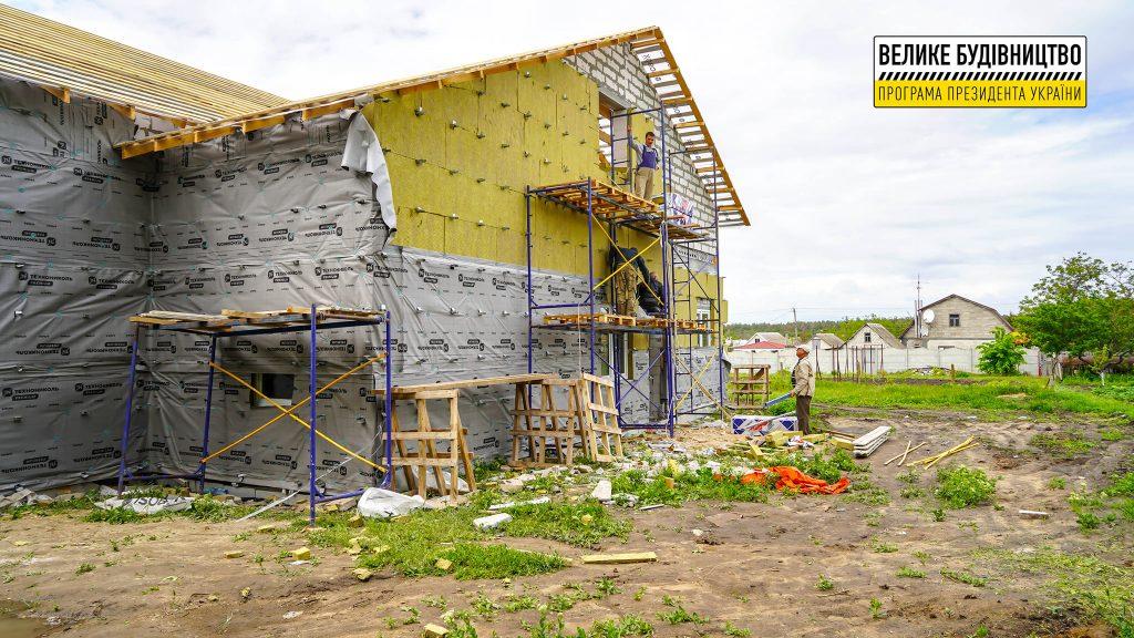 В рамках «Великого Будівництва» у селі Галицинове будується сільська амбулаторія (ФОТО) 13