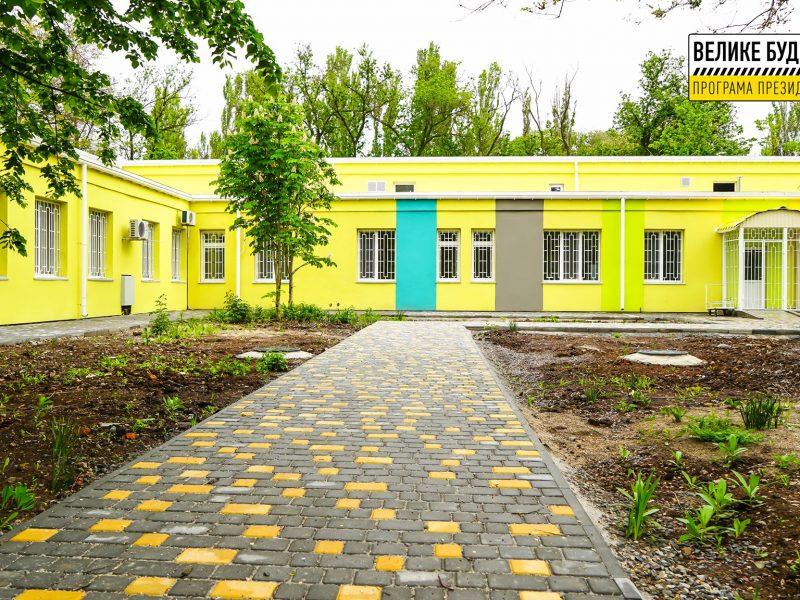 У Миколаївському обласному центрі онкології завершуються ремонті роботи