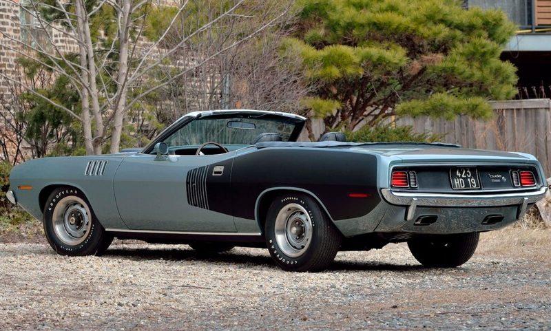 В США старый кабриолет хотят продать по цене двух Bugatti (ФОТО)