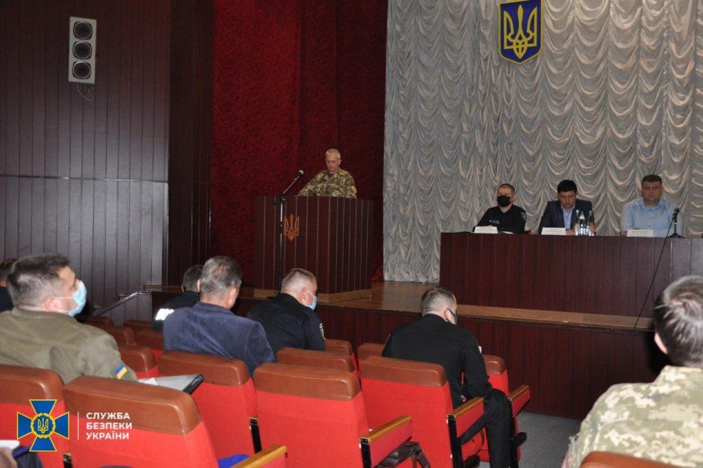 СБУ в Николаеве провела антитеррористические учения (ФОТО) 3