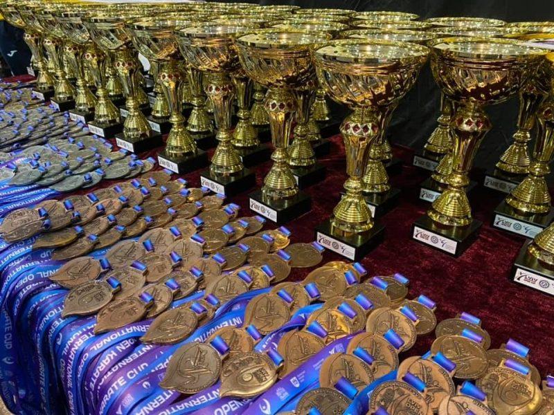 Юные николаевские каратисты вернулись из Львова с 22 наградами (ФОТО)