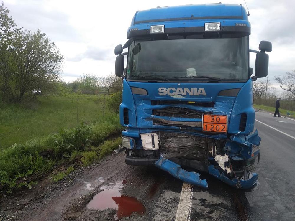 Летальное ДТП с бензовозом на трассе Н-11 «Днепр-Николаев»: погиб водитель легковушки (ФОТО) 5