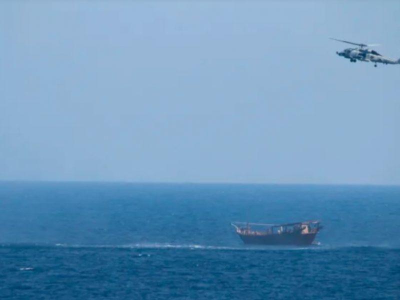 Стало известно, кому предназначалось российское и китайское оружие, захваченное ВМС США (ФОТО)